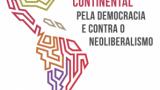 Movimentos sociais lançam Jornada Continental pela Democracia e contra o Neoliberalismo