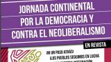 Revista: Jornada Continental por la Democracia y contra el Neoliberalismo