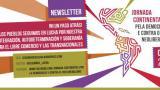 Boletín Jornada Continental por la Democracia y contra el Neoliberalismo - n. 01